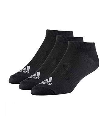 Socquettes noires homme/femme Adidas