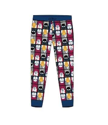 Star Wars - Pantalon De Pyjama - Homme (Multicolore) - UTUT389