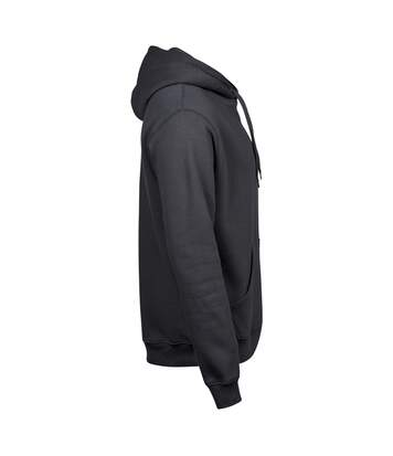 Tee Jays Mens Hooded Cotton Blend Sweatshirt (Navy Blue) - UTBC3824