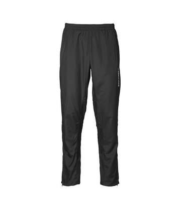 ID Mens Active Ultralight Regular Fitting Wind Pants (Black) - UTID140