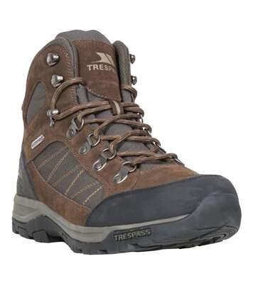 Trespass Chavez - Chaussures De Randonnée - Homme (Marron foncé) - UTTP4115