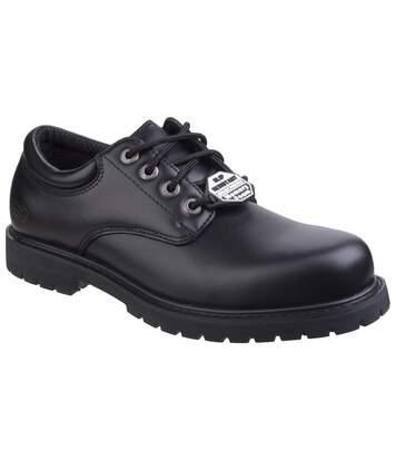 Skechers - Chaussures Cottonwood Elks - Homme (Noir) - UTFS4892
