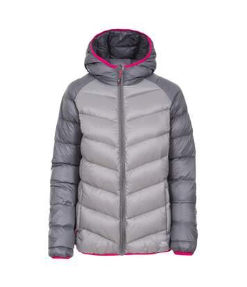Trespass Womens/Ladies Kirstin Down Jacket (Storm Grey) - UTTP3546