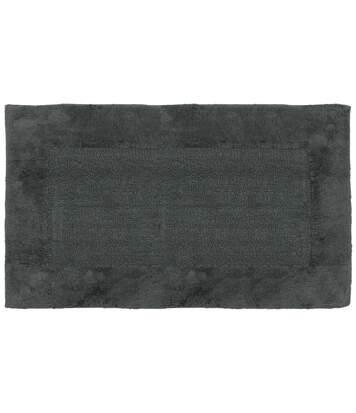 Tapis de bain 70x120 cm DREAM gris Anthracite 2100 g/m2