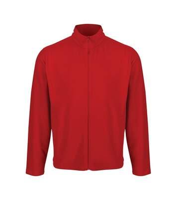Regatta Professional Mens Classic Micro Fleece Jacket (Classic Red) - UTPC4050