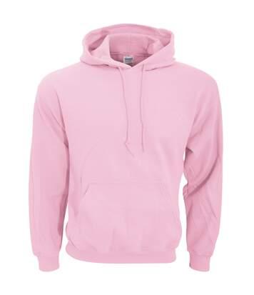 Gildan - Sweatshirt À Capuche - Unisexe (Rose clair) - UTBC468