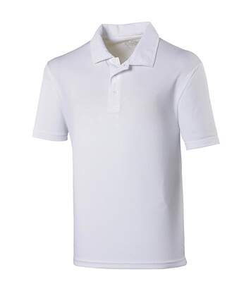 AWDis Just Cool Mens Plain Sports Polo Shirt (Olive) - UTRW691