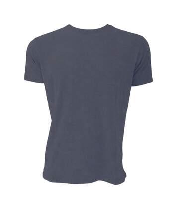 Mantis Mens Superstar Short Sleeve T-Shirt (Charcoal Grey Melange) - UTBC675