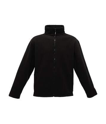 Regatta Mens Thor 350 Full Zip Fleece Jacket (Black) - UTRG1534