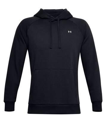Sweat à capuche en molleton - Homme - UA002 - noir