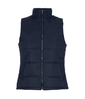 2786 Womens/Ladies Padded Bodywarmer/Gilet Jacket (Navy) - UTRW3423