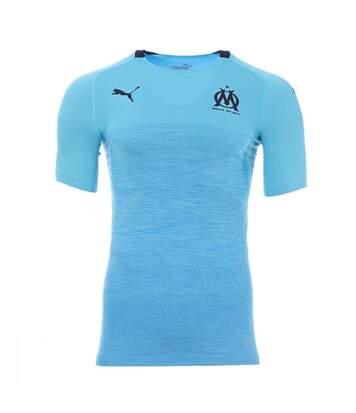 OM Maillot third bleu homme Puma pro evoknit