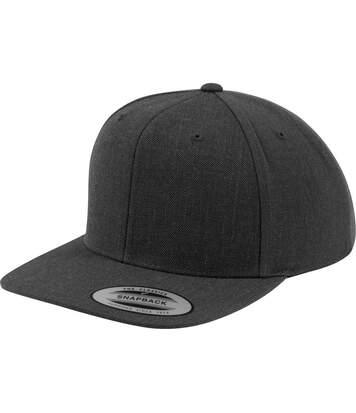 Yupoong Mens The Classic Premium Snapback Cap (Red) - UTRW2886