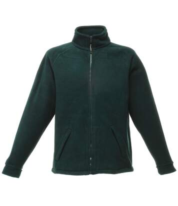 Regatta Sigma Symmetry Heavyweight Anti-Pill Fleece Jacket (380 GSM) (Bottle Green) - UTBC809