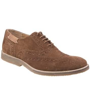 Cotswold - Chaussures Derbis Chatsworth - Hommes (Camel) - UTFS5157