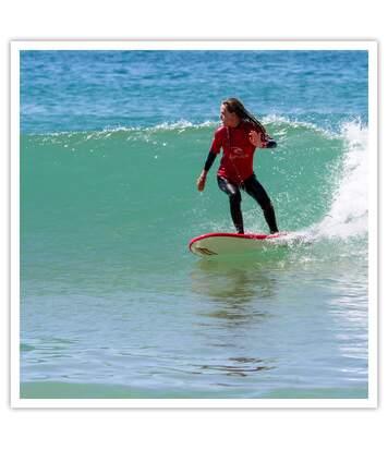 SMARTBOX - Cours de surf avec location de planche à Hossegor - Coffret Cadeau Sport & Aventure