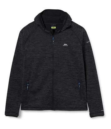 Trespass Mens Northwood Fleece Jacket (Moss Marl) - UTTP4375