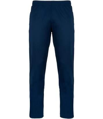 Pantalon de survêtement sport - PA189 - bleu marine