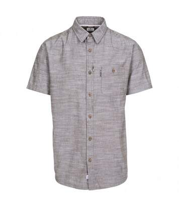 Trespass Mens Slapton Short Sleeve Shirt (Moss) - UTTP4686