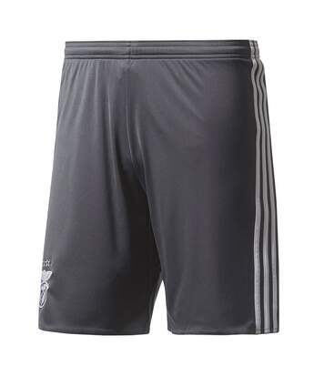 Benfica Lisbonne Short gris foncé homme Adidas