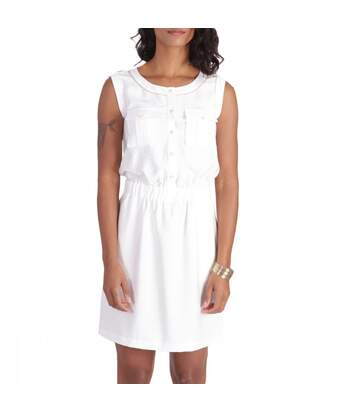 Robe Blanche Femme KAPORAL WOVEN