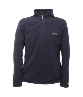 Regatta Great Outdoors Mens Thompson Half Zip Fleece Top (Navy) - UTRG1390