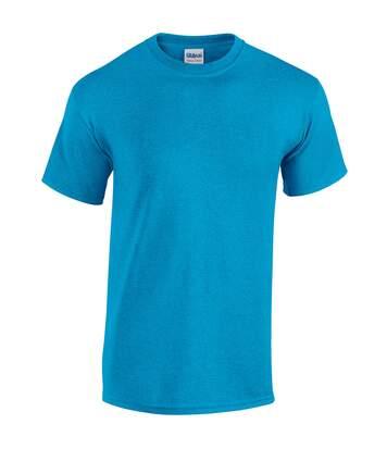 Gildan Mens Heavy Cotton Short Sleeve T-Shirt (Orange) - UTBC481