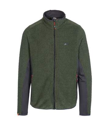 Trespass Mens Templetonpeck Fleece Jacket (Thyme) - UTTP4446