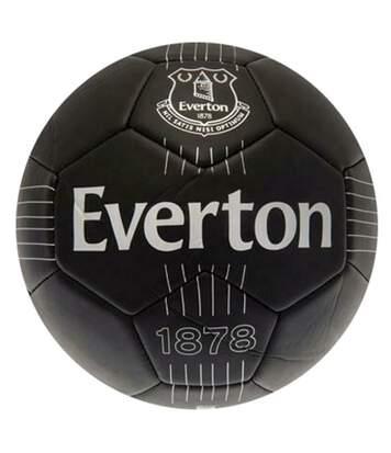 Everton Fc - Ballon De Football React (Noir) - UTSG18097