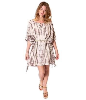 Robe Nahomee Coton Du Monde