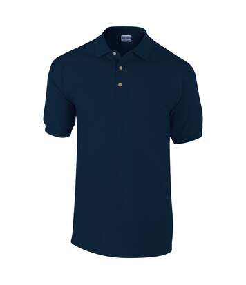 Polo En Coton Piqué Gildan Pour Homme (Blanc) - UTBC479