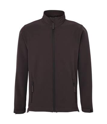 RTXtra Mens Classic 2 Layer Softshell Jacket (Charcoal) - UTRW5579