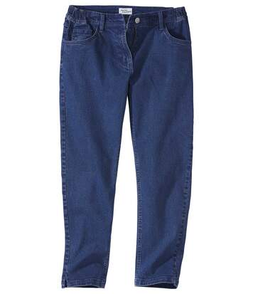 Pantalon 7/8ème en Jeans Stretch