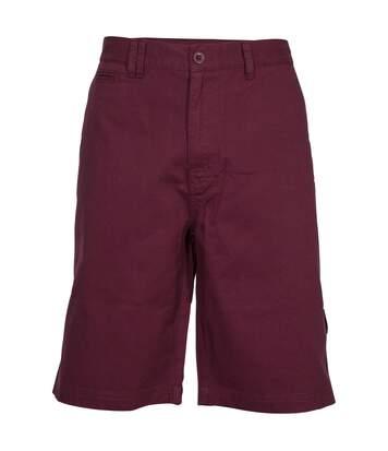 Trespass Mens Leominster Shorts (Prune) - UTTP4628