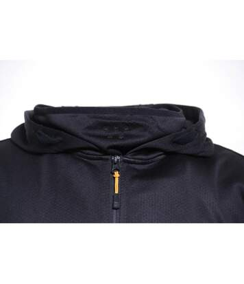 Caterpillar Mens Guardian Hoodie (Black) - UTFS5072