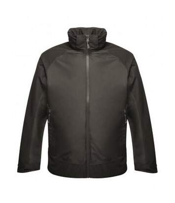 Regatta Mens Ashford II Hybrid Breathable Jacket (Black) - UTPC3128
