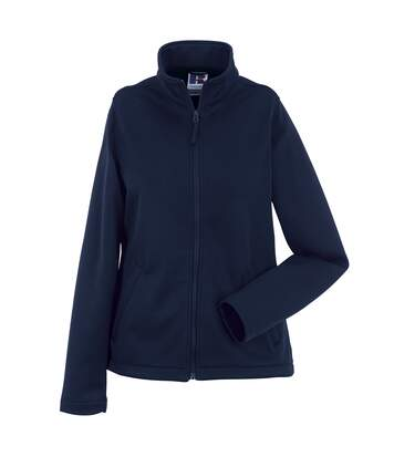 Russell Ladies/Womens Smart Softshell Jacket (French Navy) - UTBC1508