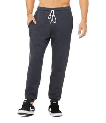 Pantalon de jogging homme femme - 3727 - bleu marine