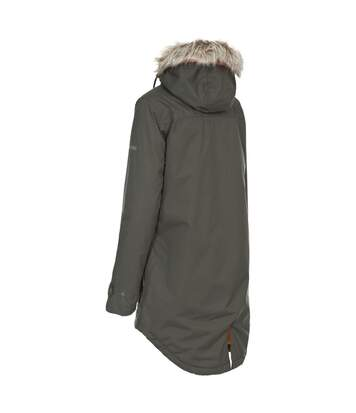 Trespass Womens/Ladies Clea Waterproof Padded Jacket (Dark Khaki) - UTTP3067