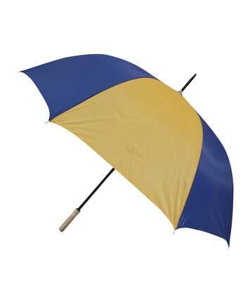 Parapluie de golf automatique - Adulte unisexe (Bleu et jaune) (Voir description) - UTUM106