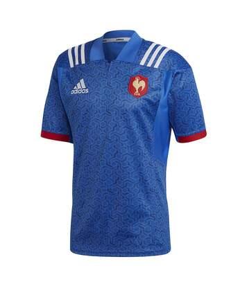 FFR Maillot domicile bleu homme Adidas