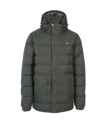 Trespass Mens Specter Waterproof Padded Jacket (Olive) - UTTP4367