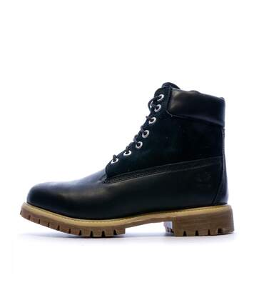 Boots Noires Homme Timberland 6