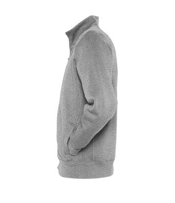 SOLS Mens Sundae Full Zip Sweat Jacket (Deep Grey Marl) - UTPC408