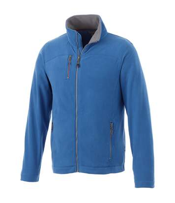 Slazenger Mens Pitch Microfleece Jacket (Sky Blue) - UTPF1797