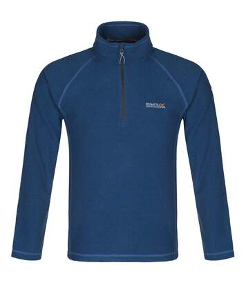 Regatta Great Outdoors Mens Montes Fleece Top (Imperial Blue) - UTRG2131