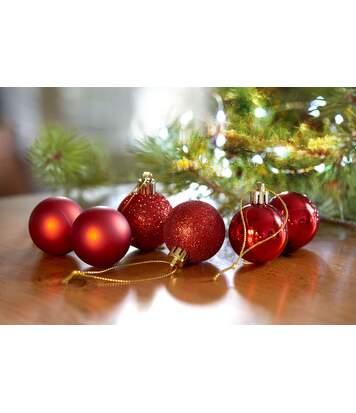 Coffret de 6 Mini Boules de Noël