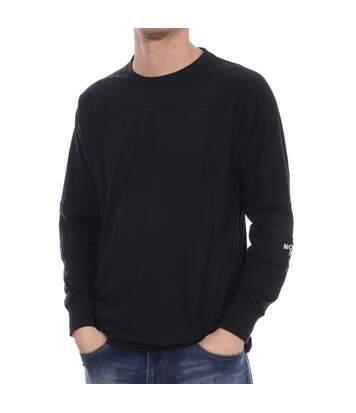 T-shirt Noir Homme The North Face MTN
