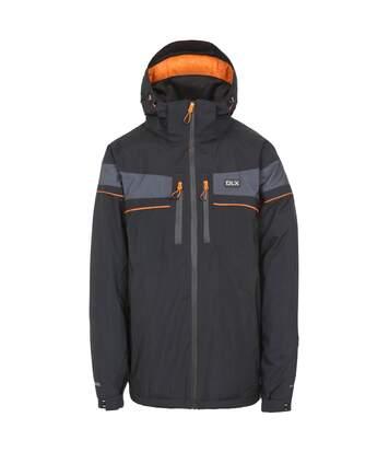 Trespass Mens Pryce DLX Waterproof Ski Jacket (Black) - UTTP3787