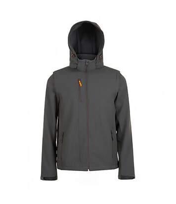 SOLS Mens Transformer Pro Softshell Jacket (Charcoal) - UTPC2739